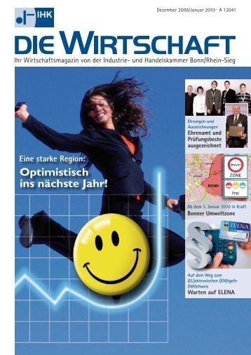 Titel Dez 2009 Jan 2010 ohne Adress.indd - IHK Bonn/Rhein-Sieg