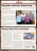 Allalin News Nr. 6/2016 - SAAS-FEE   SAAS-GRUND   SAAS-ALMAGELL  SAAS-BALEN - Seite 7