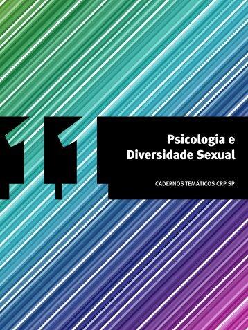Psicologia e Diversidade Sexual