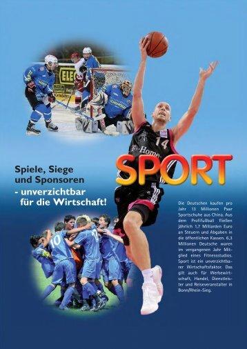Sport - IHK Bonn/Rhein-Sieg