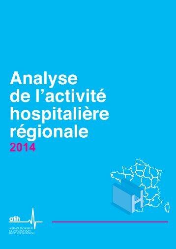 Analyse de l'activité hospitalière régionale