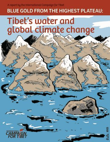 Tibet's water and global climate change
