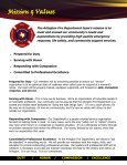 Arlington Fire Department FY 2015 Annual Report - Page 4