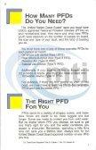 Think Safe Booklet - Type V - Page 3