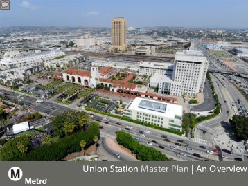 Union Station Master Plan | An Overview