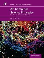 APCSP-Course-and-Exam-Description