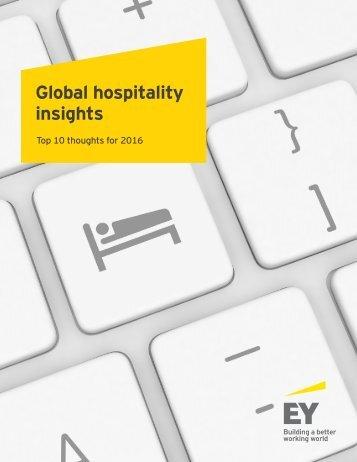 Global hospitality insights