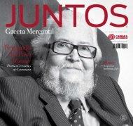 Juntos Gaceta Mercantil - ENERO 2016