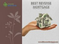 Best Reverse Mortgages - Z Reverse Mortgage