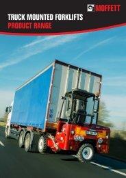 M Series Product range brochure Nov 2014