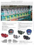 2012 Catalog of Cycling Bags - Inertia Designs - Page 3