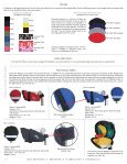 2012 Catalog of Cycling Bags - Inertia Designs - Page 4