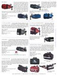 2012 Catalog of Cycling Bags - Inertia Designs - Page 7