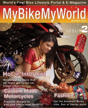 W0rld's'First Bike Lifestyle Portal & E-Magazine - MyBikeMyWorld
