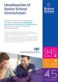 Headteacher of Senior School Voorschoten - Page 2