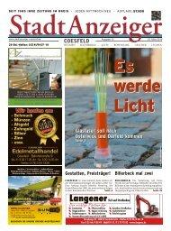 StadtAnzeiger Coesfeld KW 12