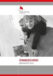 EINMISCHEN! - BürgerStiftung Hamburg