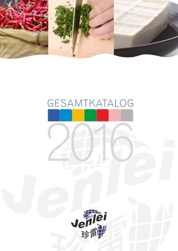 Happiny Food Gesamt Katalog 2016 36