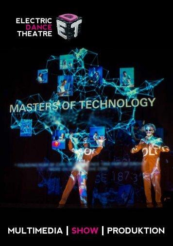 Electric Dance Theatre - Portfolio 2016