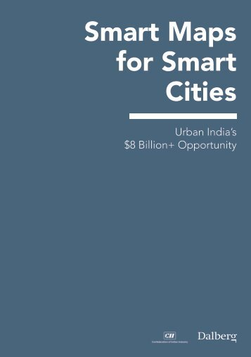 Smart Maps for Smart Cities