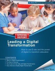 Leading a Digital Transformation