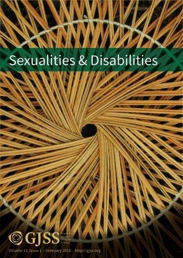 Sexualities & Disabilities