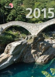 Tätigkeitsbericht 2015