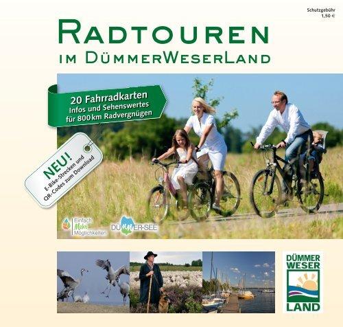 Radtouren im DümmerWeserLand