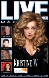 LIVE Magazine #231 March 25-April 5 2016