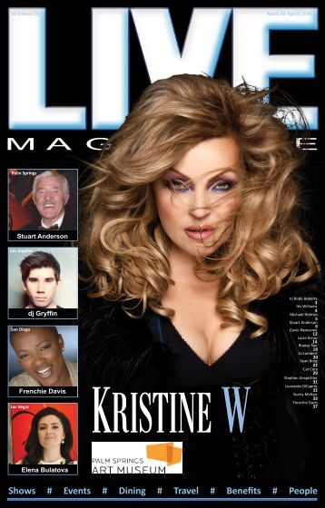 LIVE Magazine #231 March 25-April 5 2016