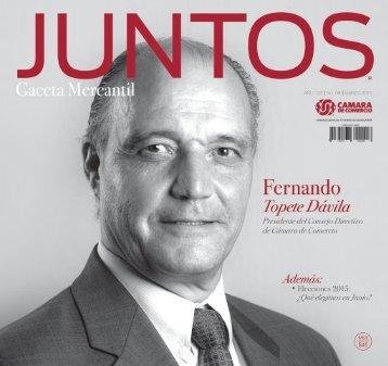 Juntos Gaceta Mercantil - MARZO 2015