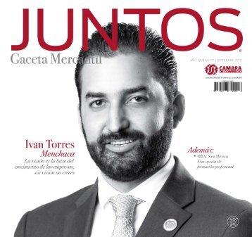 Juntos Gaceta Mercantil - SEPTIEMBRE 2015