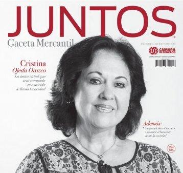 Juntos Gaceta Mercantil -  OCTUBRE 2015