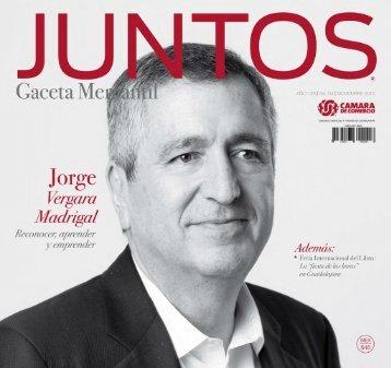 Juntos Gaceta Mercantil -  NOVIEMBRE 2015