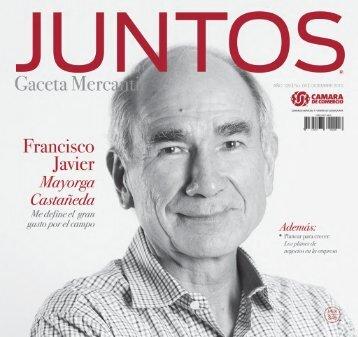 Juntos Gaceta Mercantil - DICIEMBRE 2015