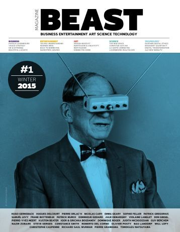BEAST Magazine #1 2015
