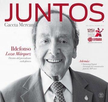 Juntos Gaceta Mercantil - ABRIL 2014