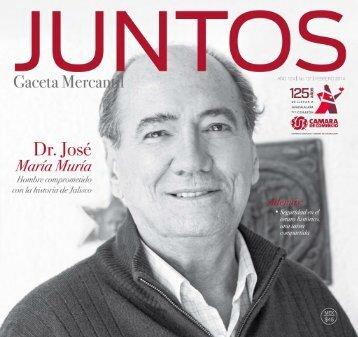 Juntos Gaceta Mercantil - FEBRERO 2014