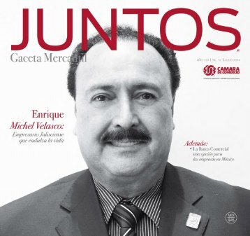 Juntos Gaceta Mercantil - JULIO 2014