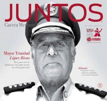 Juntos Gaceta Mercantil - MAYO 2014