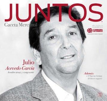 Juntos Gaceta Mercantil - NOVIEMBRE 2014
