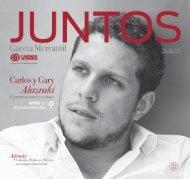 Juntos Gaceta Mercantil - SEPTIEMBRE 2014