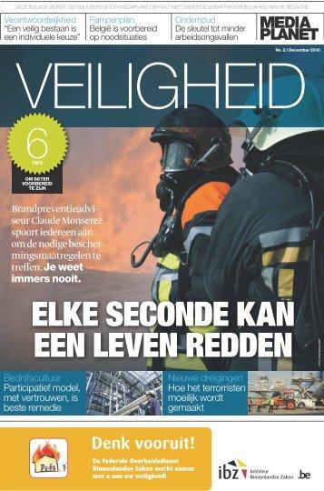 Bijlage Veiligheid in De Standaard december 2010 ... - BeSaCC-VCA