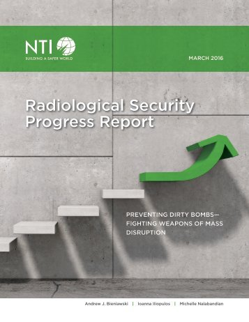 Radiological Security Progress Report