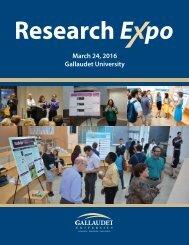 March 24 2016 Gallaudet University