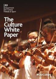 The Culture White Paper