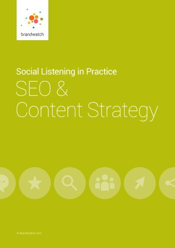 SEO & Content Strategy