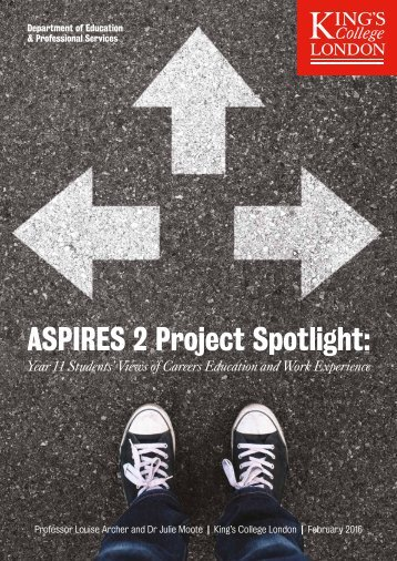 ASPIRES 2 Project Spotlight