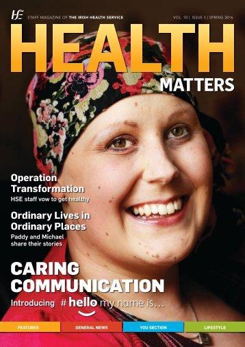 caring Communication