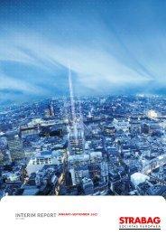 interim report january–september 2007 - European Investor